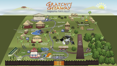 Gratchi's Getaway Official Blog
