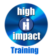 High Impact Training - logo