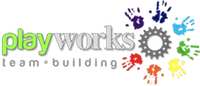 PlayWorks Team Building logo